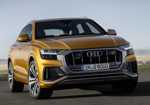 Noua înfăţişare a familiei Q: Audi Q8