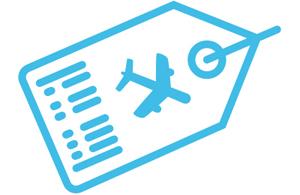 """Primul serviciu de check-in de tip """"pop up"""" vă permite lăsați bagajul oriunde înaintea unei călătorii cu avionul"""
