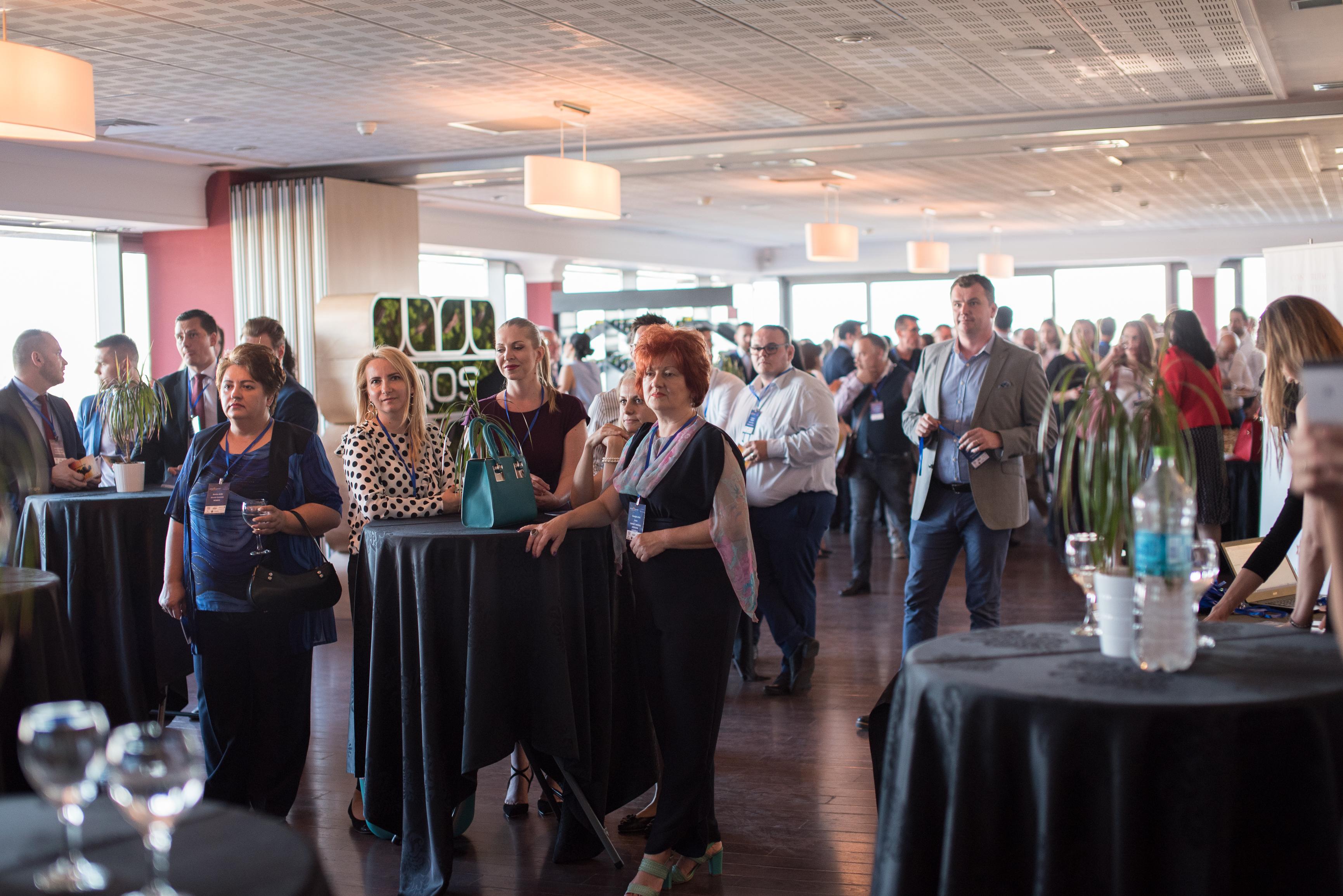Peste 120 de manageri și antreprenori au participat la o nouă întâlnire a comunității Global Manager România, la Timișoara