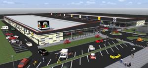 Complexul comercial Prima Shops din Oradea se deschide pe 6 aprilie