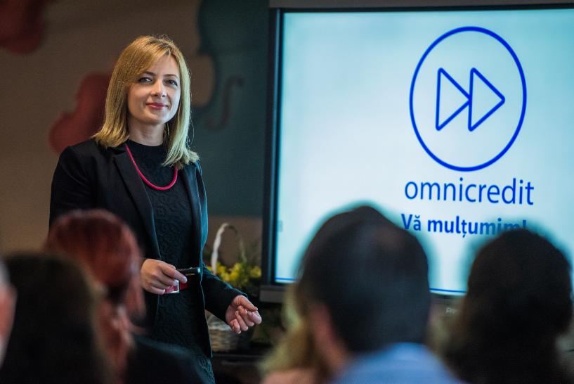 S-a lansat Omnicredit, prima platformă fintech de creditare exclusiv online din România