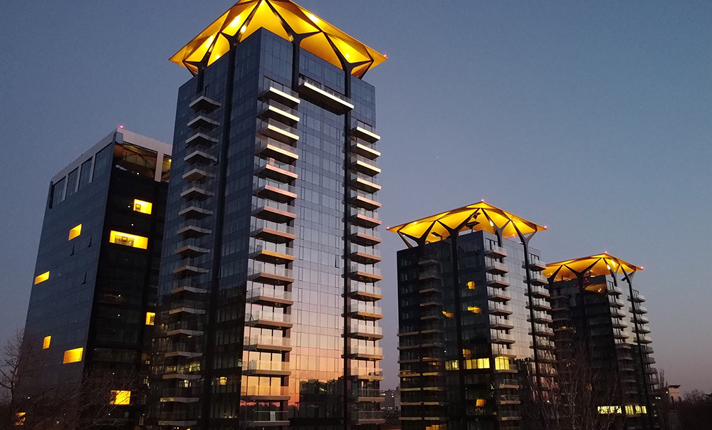 Compania One United Properties se va lista la Bursa de Valori