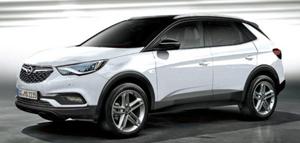 Opel Grandland X, noul crossover din clasa autovehiculelor compacte