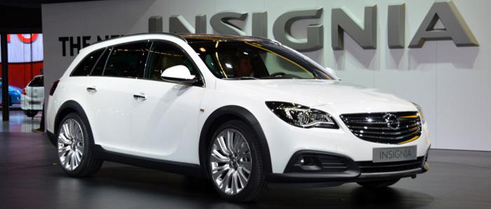 Opel înregistrează cea mai mare creştere a cotei de piaţă în România