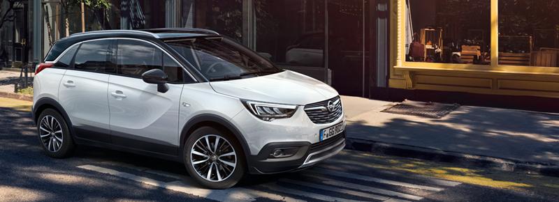 Noul Opel Crossland X va fi pus în vânzare în România de la 10.850 de euro