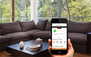 Orange lansează o soluție tehnologică prin care casa poate fi monitorizată de la distanță