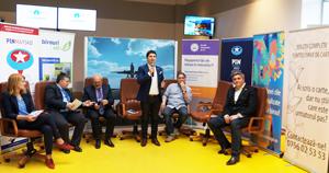 Prima harta de business a fost lansata la Aeroportul International Iasi