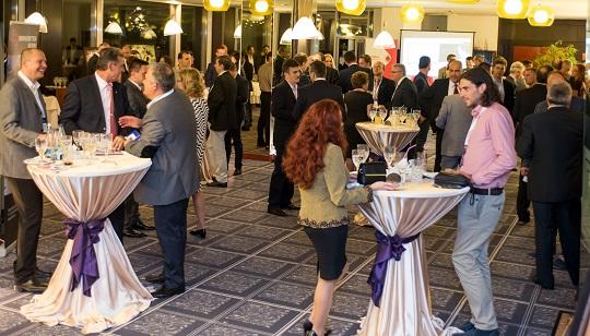 Prima ediție PremiumPeople Business Cocktail Brașov a reunit peste 160 manageri și proprietari de companii