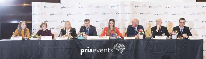 Doamnele din agricultura românească au fost premiate în cadrul Galei PRIA Women in Agriculture