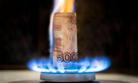 Creșterea prețului gazelor naturale riscă să încetinească revenirea economică