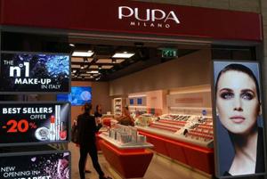 La Iaşi şi Timişoara se deschid magazine ale lanţului italian de cosmetice PUPA Milano