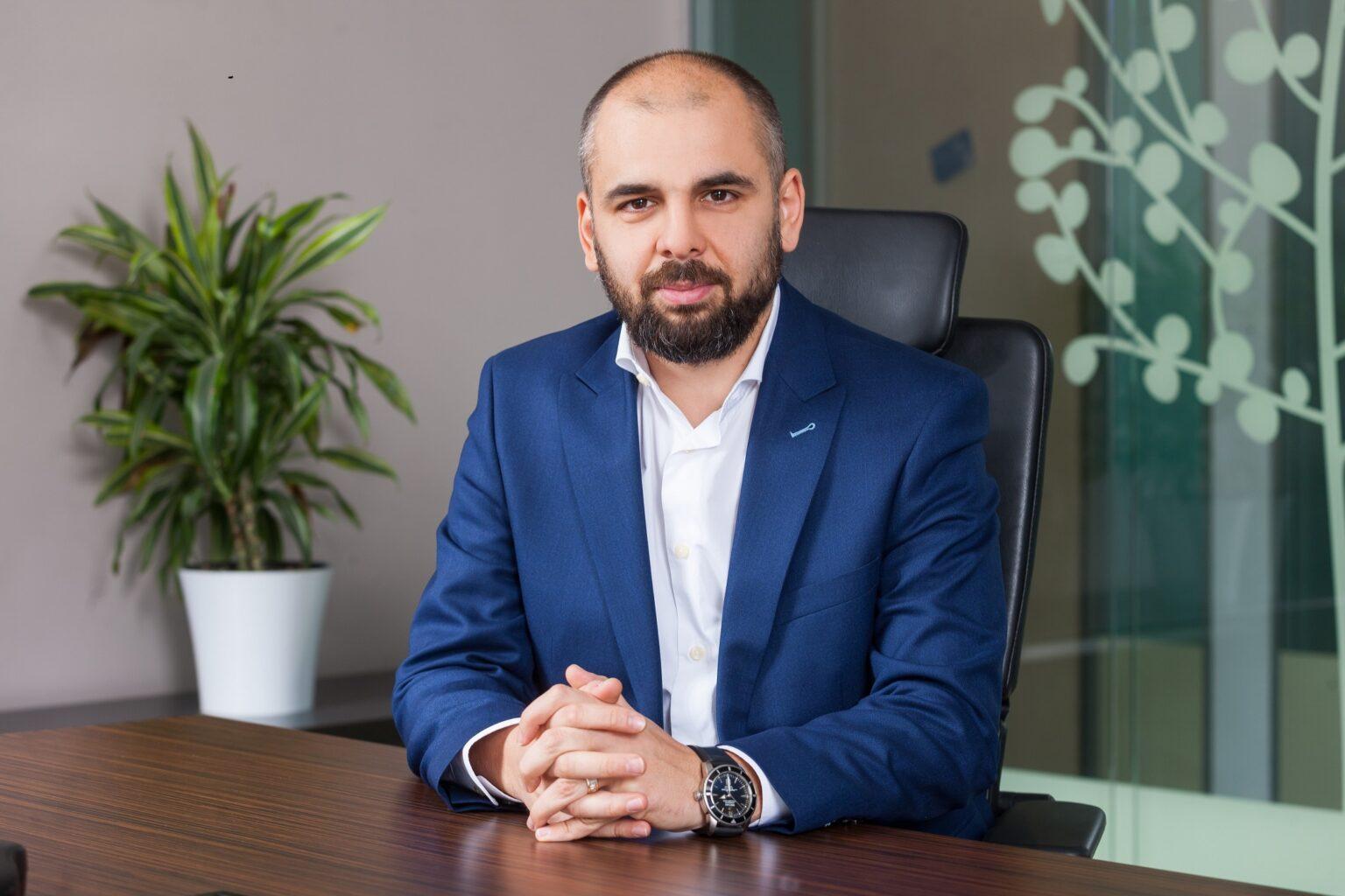 Paul Cazacu este noul CEO al UNIQA Asigurări