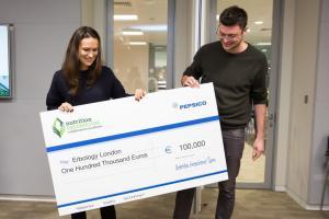 PepsiCo a oferit un grant de 100.000 euro în cadrul programului Nutrition Greenhouse