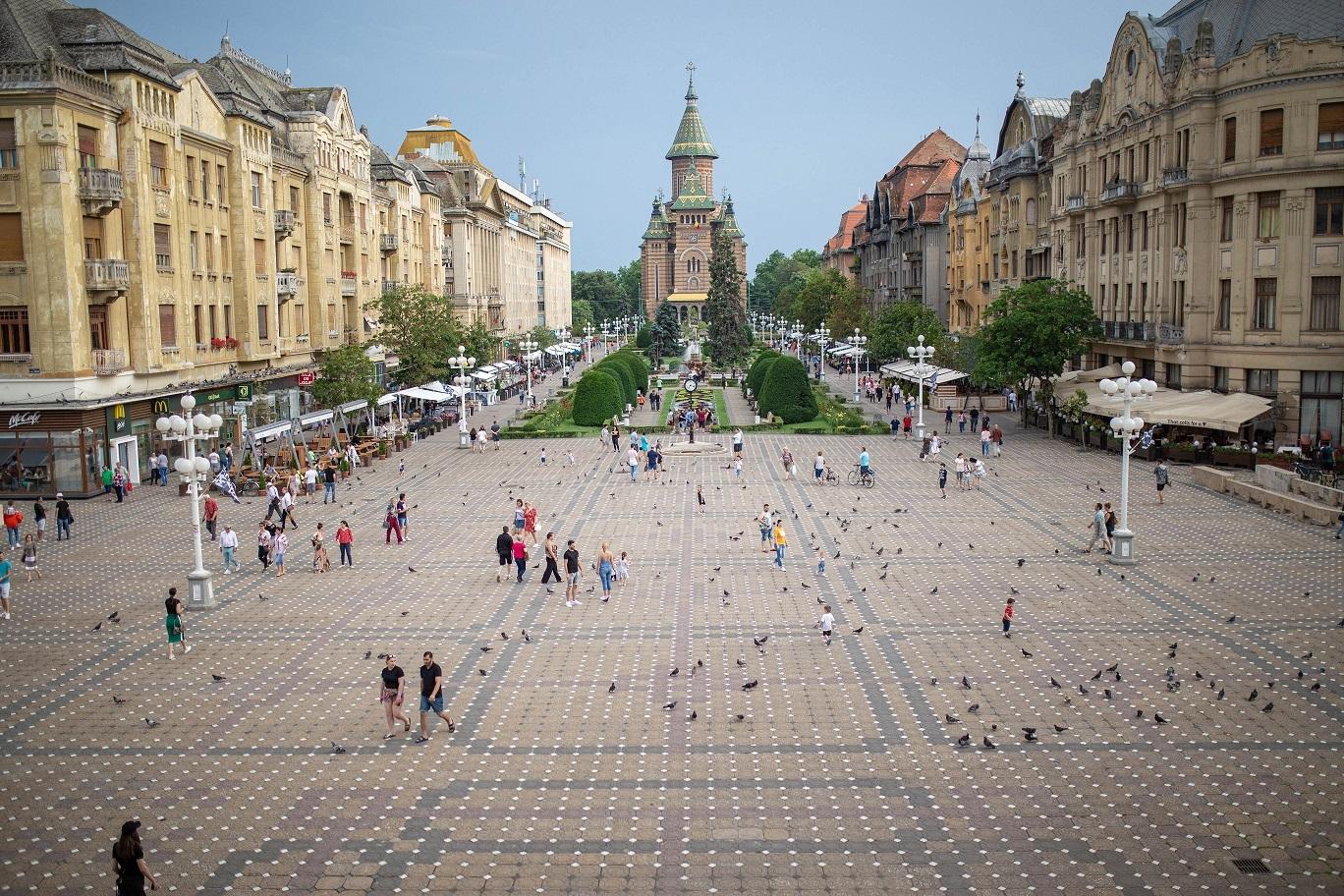 Timişoara, singurul oraş important din România care nu are  un hotel de cinci stele