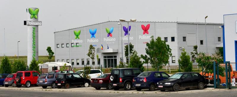 Grupul Grampet a devenit acționarul principal al Polisano Pharmaceuticals