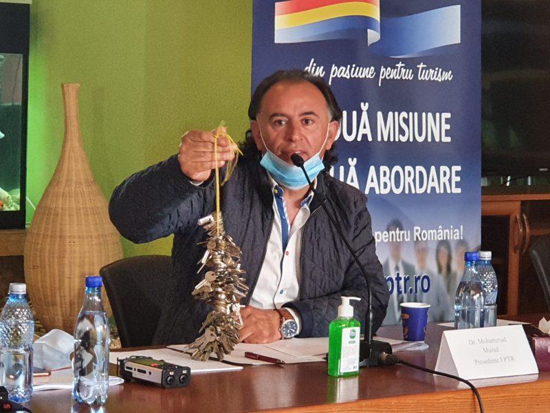 Mohammad Murad (FPTR): Vrem amânarea ratelor timp de 18 luni şi sprijin imediat pentru industrie