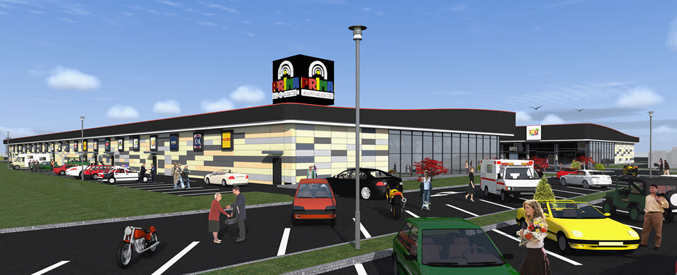 Oasis Retail Development & Consulting investeşte 15 mil. euro într-un parc de retail în Timişoara