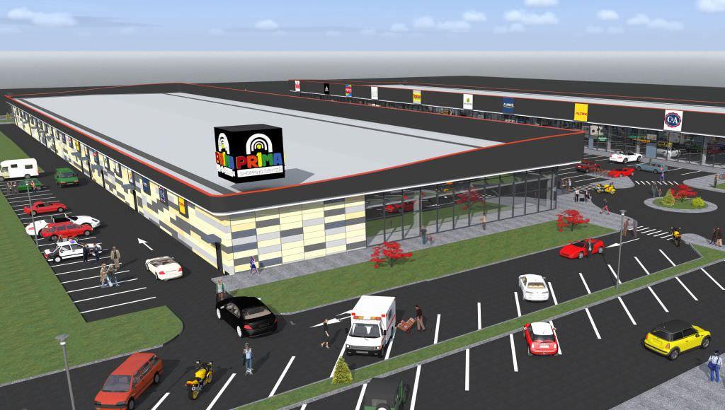 Oasis Retail va construi un parc de retail de 60.000 mp în municipiul Sibiu