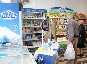 Magnatul Laptelui din Moldova vrea să deschidă 50 de magazine în România