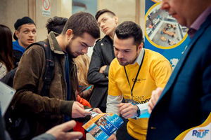 Universități din toată lumea, cu rata de angajabilitate de peste 90%, vin în București pe 7 și 8 octombrie