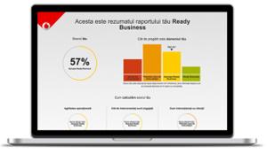Vodafone lansează un nou instrument pentru companii: Ready Business Score