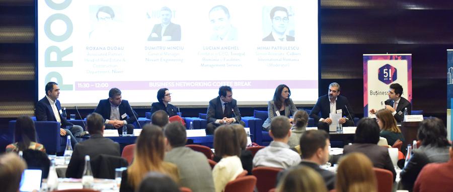 """Dezvoltarea pieței de imobiliare în prezent și viitor la """"Real Estate & Construction Forum"""""""