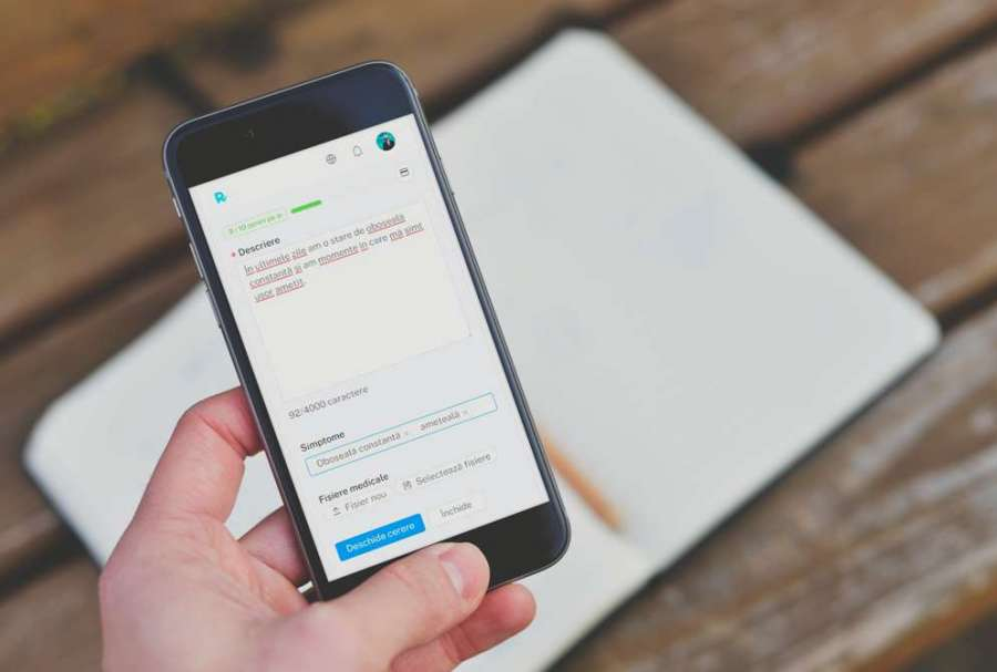 Startup-ul românesc de telemedicină Recomedica lansează aplicația web Recomedica PRO