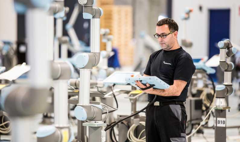 Automatizarea poate reprezenta o soluție la provocările producătorilor din perioada actuală