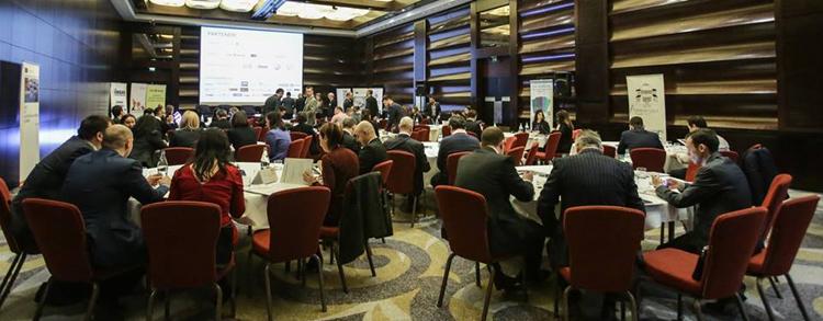"""Reprezentanții industriei financiar-bancare s-au reunit în cadrul celei de-a patra ediții """"Romanian Financial Conference"""""""