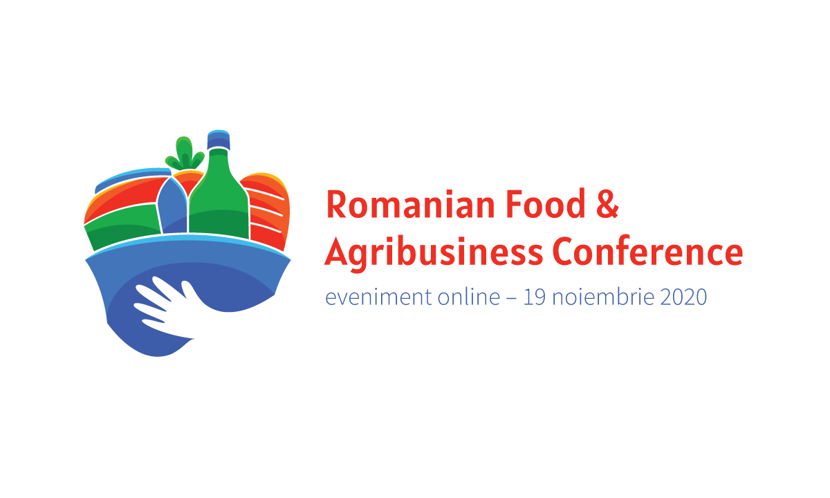 """A VIII-a ediție a """"Romanian Food & Agribusiness Conference"""" are loc online"""