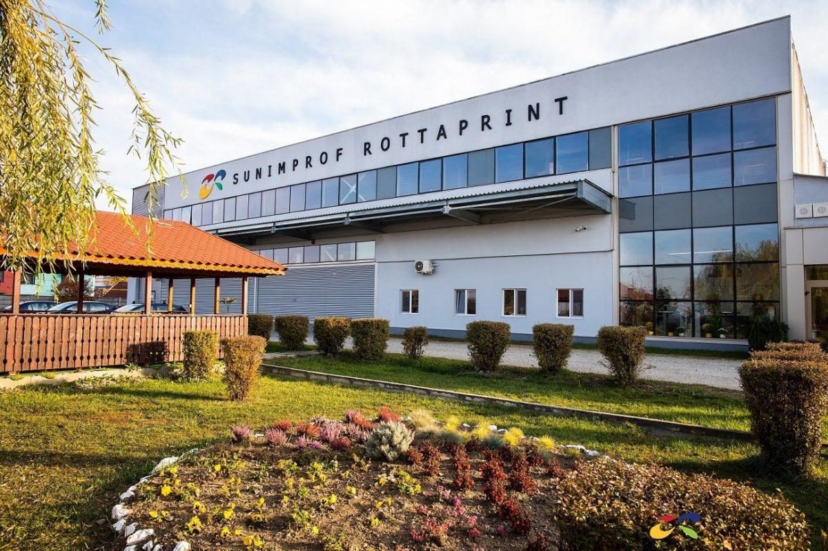 Tipografia Rottaprint a înregistrat afaceri de 25 milioane euro în 2020