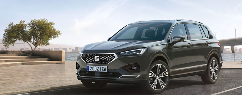 SEAT lansează noul model de talie mare: SEAT Tarraco