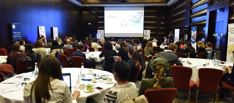 Conferința SMART Marketing: zece povești despre viitorul în marketing și comunicare sau cum să construiești o strategie de brand puternică
