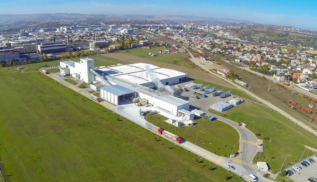 Saint-Gobain investeşte 45 de milioane de euro într-o nouă linie de producţie a plăcilor de gips-carton în România