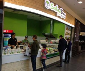 Lanţul românesc de restaurante Salad Box se va extinde în Algeria, Marea Britanie şi Japonia