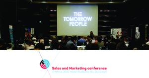 """""""Sales & Marketing Conference"""" va avea loc pe 3 martie, la Hotel Radisson Blu din Bucuresti"""