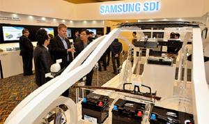 Samsung va construi în Ungaria o uzină pentru producţia de baterii destinate automobilelor electrice
