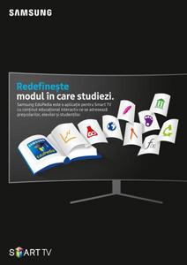 Samsung lansează platforma educațională EduPedia