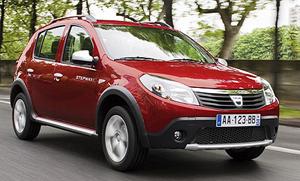 Dacia introduce cutia de viteze robotizată Easy-R şi versiuni Prestige pentru Logan MCV şi Sandero