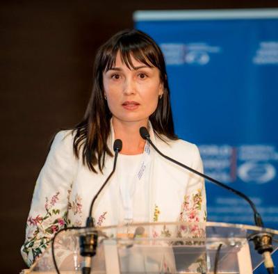 Saniya Melnicenco, director în cadrul NIS Petrol, a preluat președinția ROPEPCA