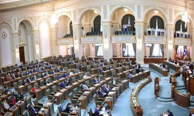 Senatul a respins OUG privind contribuţia personală pentru serviciile de spitalizare continuă oferite de privaţi