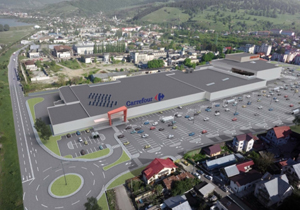 Shopping City Piatra Neamţ  va fi inaugurat până la finalul anului 2016