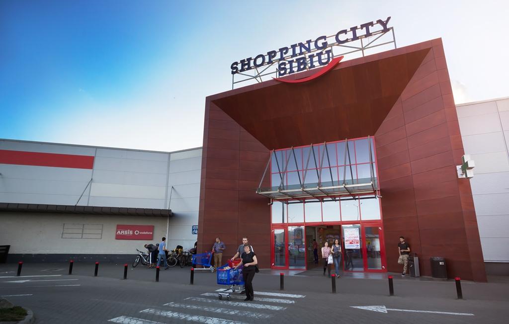 Compania NEPI investește 20 de milioane de euro în extinderea și modernizarea Shopping City Sibiu