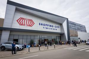 Shopping City Timișoara a intrat în a doua etapă de extindere