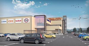 Centrul comercial Shopping City Piatra-Neamț își va deschide porțile pe 1 decembrie