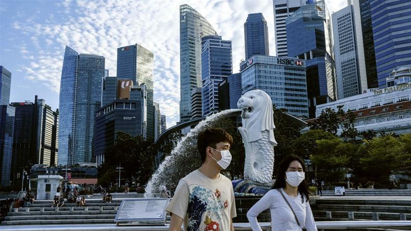 Singapore, cel mai atractiv oraş pentru a lucra în timpul pandemiei
