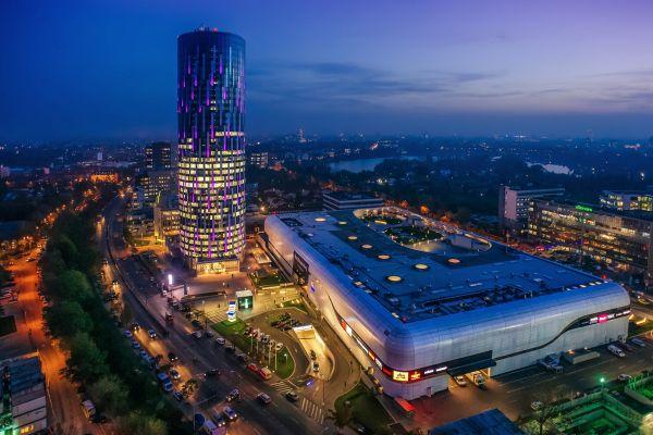 Cea mai înaltă clădire din România implementează aplicația mobilă de community management Spaceflow