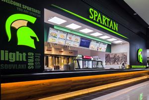 Lanţul de restaurante Spartan îşi propune să deschidă câte un fast-food  în fiecare mare centru comercial din Capitală