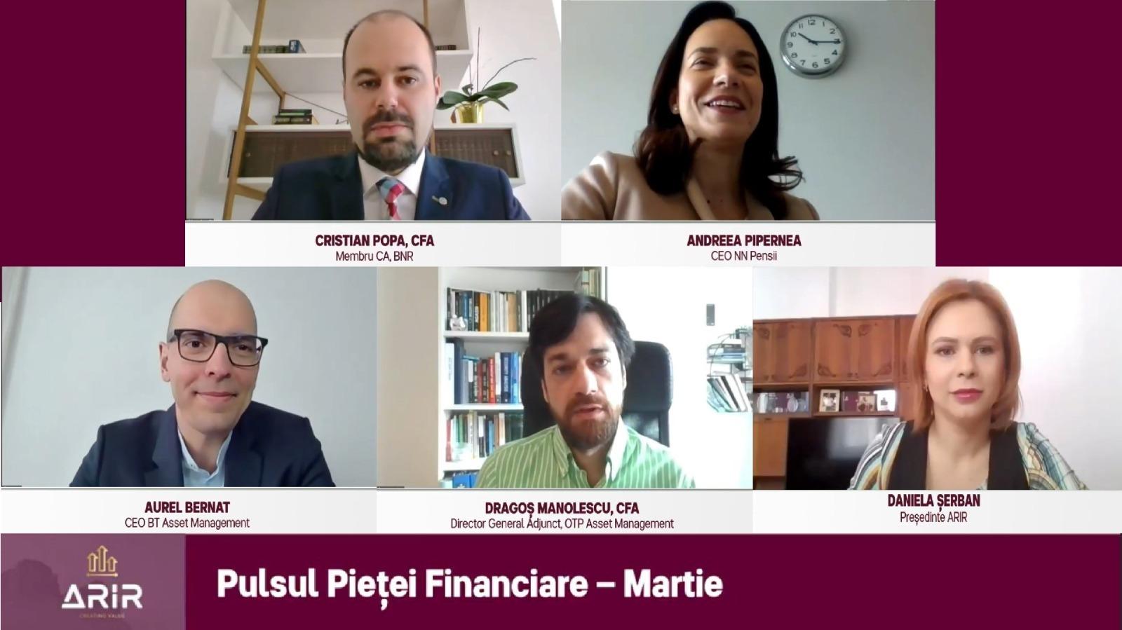 Cristian Popa (BNR): Cred că este cel mai bun moment pentru stat să listeze companiile la bursă