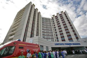 Spitalul Universitar Bucureşti va avea un heliport funcţional cel mai probabil la începutul lui 2017
